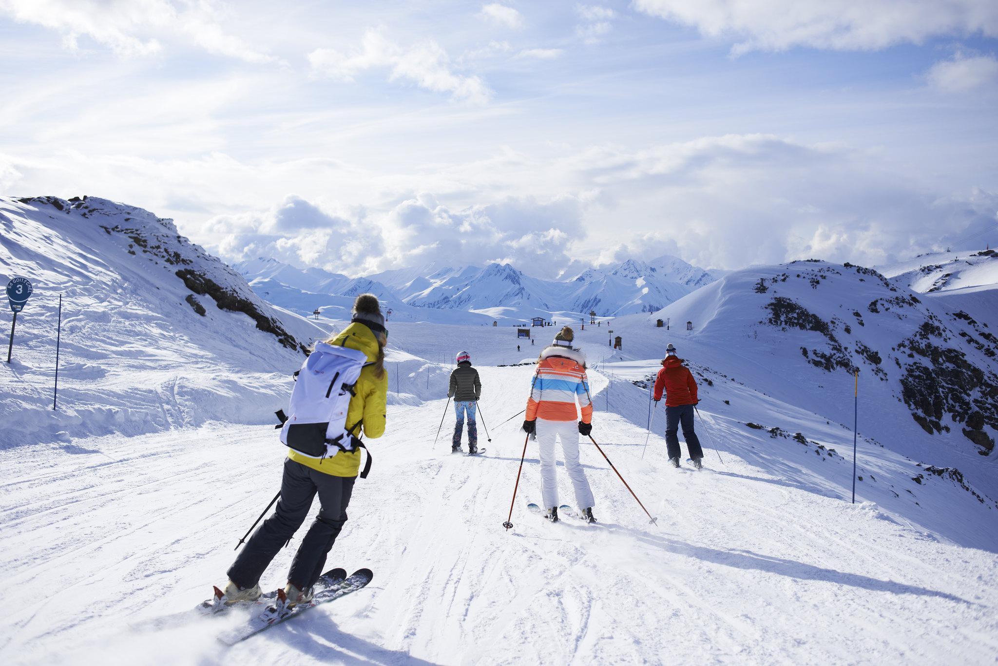 ski méribel
